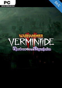 Warhammer: Vermintide 2 PC - Shadows Over Bögenhafen DLC cheap key to download