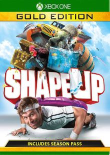 Shape Up - Gold Edition Xbox One cheap key to download