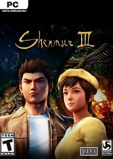Shenmue III 3 PC cheap key to download