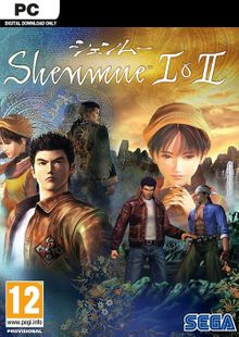 Shenmue I & II PC cheap key to download
