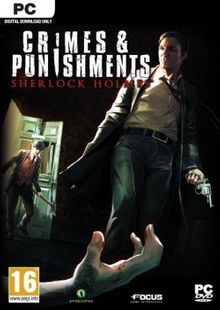 Sherlock Holmes: Crimes and Punishments PC cheap key to download