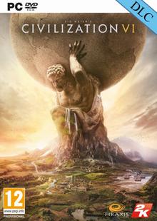Sid Meiers Civilization VI 6 PC - DLC clé pas cher à télécharger