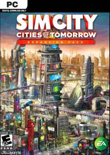 Simcity: Cities of Tomorrow PC cheap key to download
