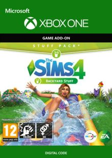 The Sims 4 - Backyard Stuff Xbox One billig Schlüssel zum Download