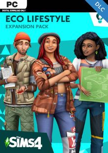 The Sims 4 - Eco Lifestyle PC cheap key to download