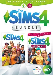 The Sims 4 - Get Famous Bundle PC billig Schlüssel zum Download