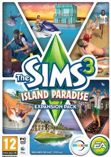 The Sims 3: Island Paradise PC cheap key to download