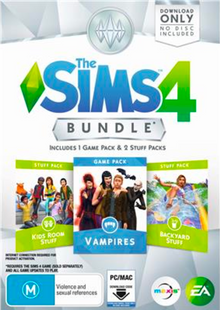 Die Sims 4 Bundle Pack 4 PC billig Schlüssel zum Download