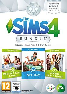 The Sims 4: Bundle Pack 1 PC cheap key to download