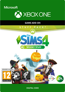 The Sims 4 - Spooky Stuff Xbox One cheap key to download