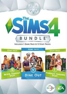 The Sims 4 Bundle Pack 3 PC cheap key to download
