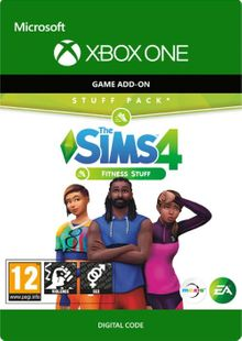 The Sims 4 - Fitness Stuff Xbox One cheap key to download