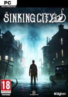 The Sinking City + DLC PC cheap key to download