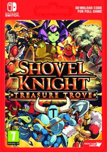 Shovel Knight Treasure Trove Switch clé pas cher à télécharger