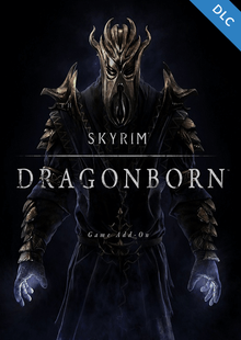 The Elder Scrolls V 5 Skyrim - Dragonborn Expansion Pack PC cheap key to download