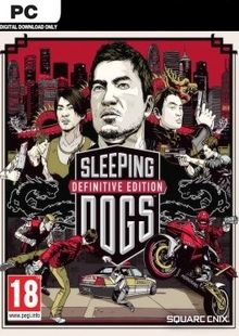 Sleeping Dogs: Definitive Edition PC clé pas cher à télécharger