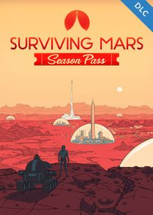 Surviving Mars Season Pass PC cheap key to download