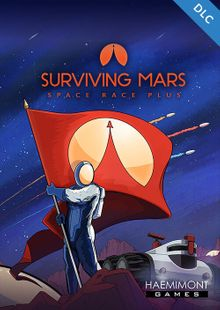 Surviving Mars PC Space Race Plus DLC clave barata para descarga