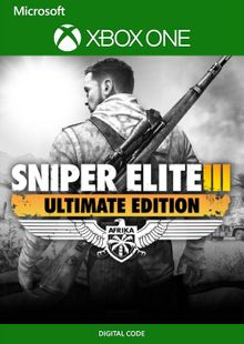 Sniper Elite 3 - Ultimate Edition Xbox One (UK) cheap key to download
