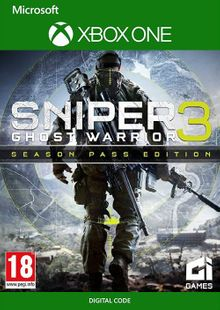 Sniper Ghost Warrior 3 - Season Pass Edition Xbox One (UK) cheap key to download