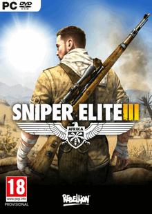 Sniper Elite 3 Afrika PC clé pas cher à télécharger