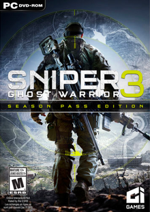Sniper Ghost Warrior 3 Season Pass Edition PC billig Schlüssel zum Download