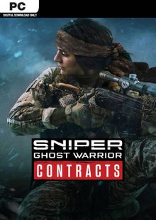 Sniper Ghost Warrior Contracts PC billig Schlüssel zum Download