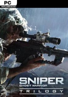 Sniper Ghost Warrior Trilogy PC cheap key to download