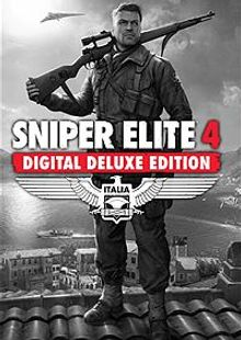 Sniper Elite 4 Deluxe Edition PC billig Schlüssel zum Download