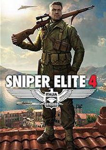 Sniper Elite 4 PC billig Schlüssel zum Download