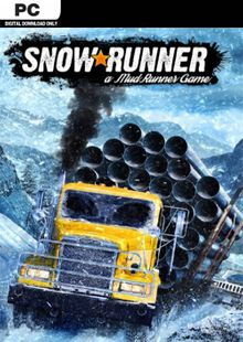 SnowRunner PC cheap key to download
