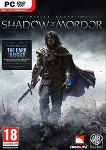 Middle-Earth: Shadow of Mordor PC clé pas cher à télécharger