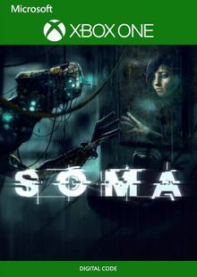 SOMA Xbox One (UK) cheap key to download