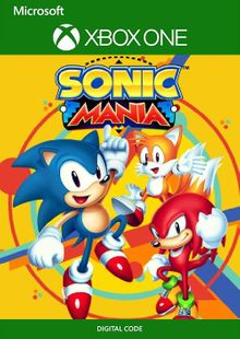 Sonic Mania Xbox One (UK) cheap key to download