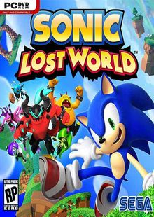 Sonic Lost World PC cheap key to download