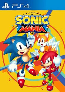 Sonic Mania PS4 + DLC (US) cheap key to download