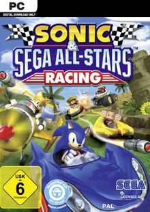 Sonic & SEGA All-Stars Racing PC cheap key to download