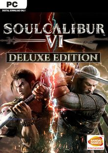 Soulcalibur VI 6 Deluxe Edition PC cheap key to download
