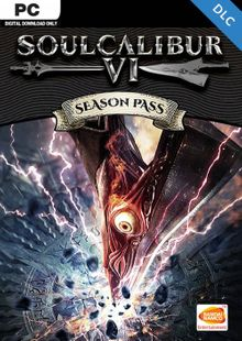 Soulcalibur VI 6 - Season Pass PC cheap key to download