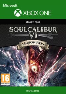 Soulcalibur VI 6 Season Pass Xbox One cheap key to download