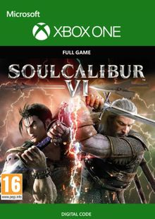 Soulcalibur VI 6 Xbox One cheap key to download