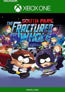 South Park: The Fractured but Whole Xbox One (UK) cheap key to download