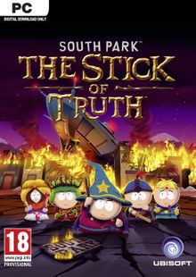 South Park The Stick of Truth PC - Uplay cheap key to download