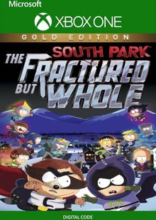 South Park: The Fractured but Whole - Gold Edition Xbox One (UK) cheap key to download