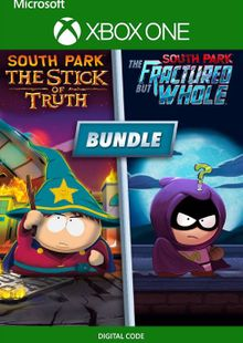South Park: The Stick of Truth + The Fractured but Whole Bundle Xbox One (UK) cheap key to download