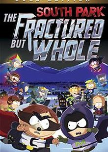 South Park: The Fractured But Whole Gold Edition PC billig Schlüssel zum Download