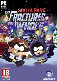 South Park: The Fractured But Whole PC billig Schlüssel zum Download