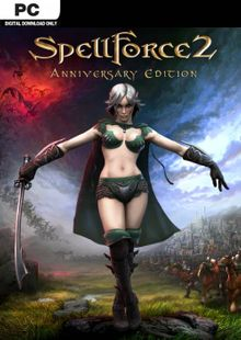 SpellForce 2 Anniversary Edition PC cheap key to download