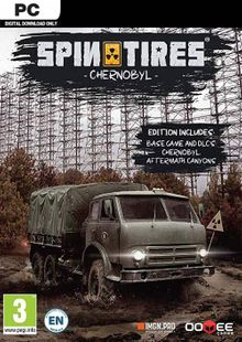 Spintires: Chernobyl Bundle PC cheap key to download