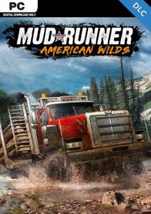 MudRunner - American Wilds DLC PC cheap key to download